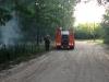 III. kiemelt erdőtűz Tápióbicskén, avar-aljnövényzet tűz Kókán
