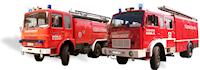Tűzoltó gépjárműveink