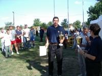 A focibajnokság díja