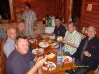 Vacsora Tápiószecső-Magdolnatelepen