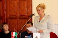 Juhász Ildikó polgármester asszony